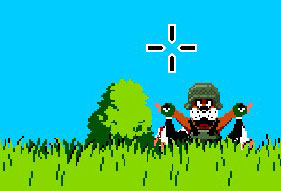 Play Duck Hunt Reloaded